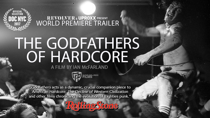 Godfathers Of Hardcore trailer