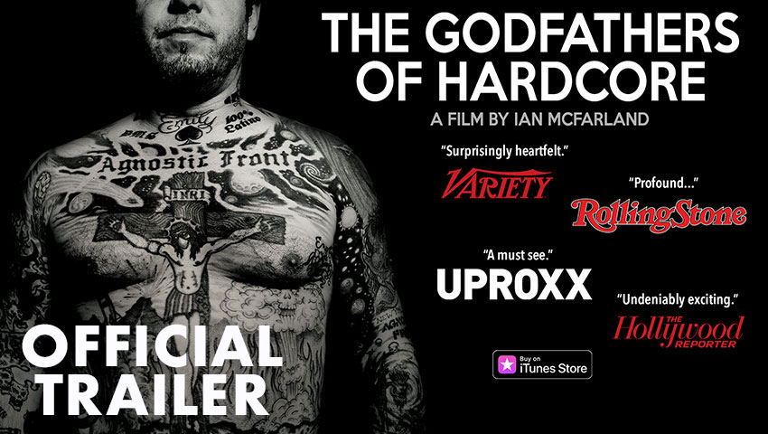 The Godfathers Of Hardcore | a film by Ian McFarland